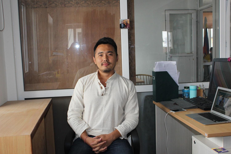 Tenzin Dechen Bhutia