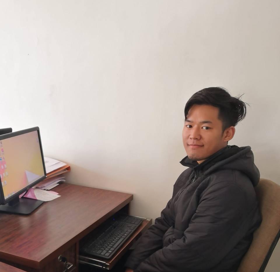 Tenzin Rigsang