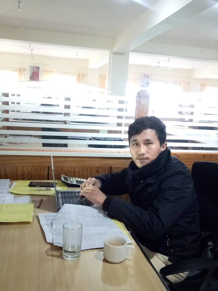 Nawang Dhondup